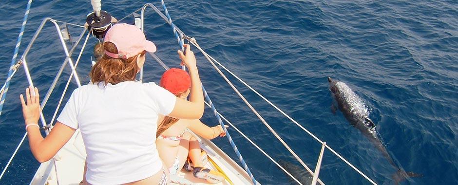 Vacaciones en barco Baleares