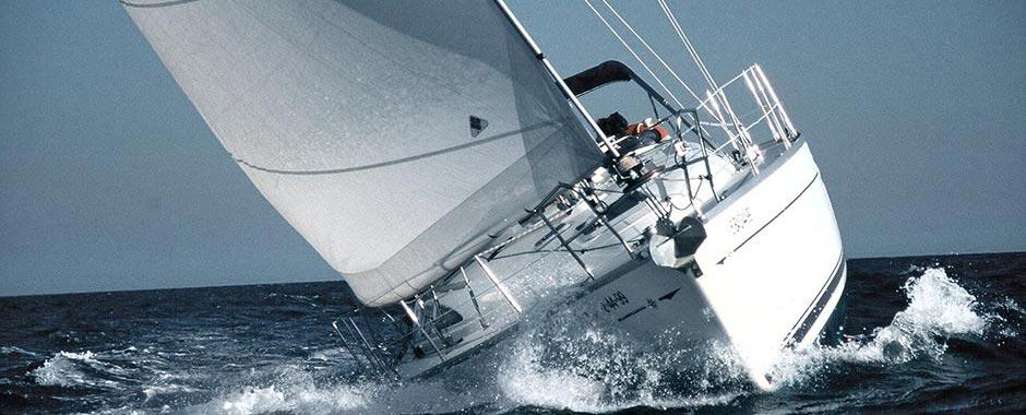 alquiler de velero
