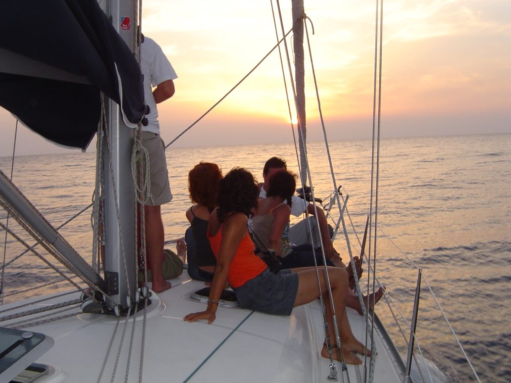 Viatge en veler a Setmana Santa