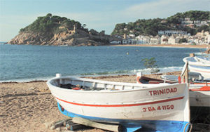 navegar costa catalana