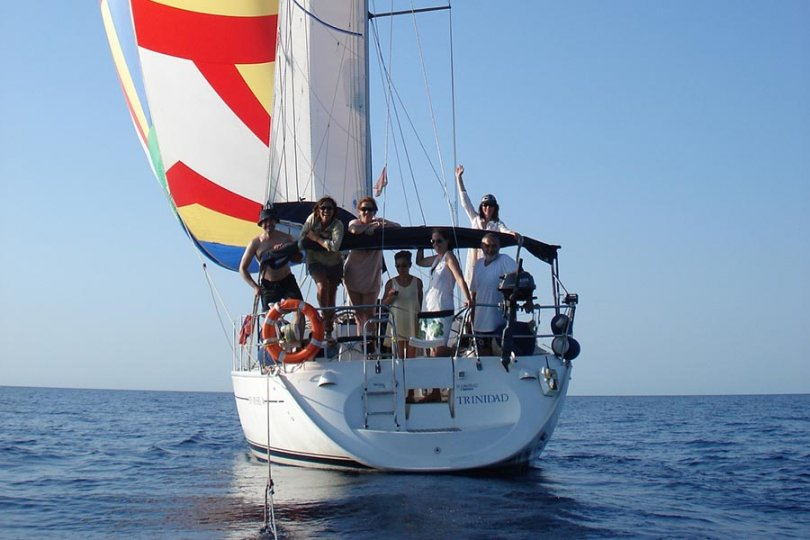 Alquilar barco menorca